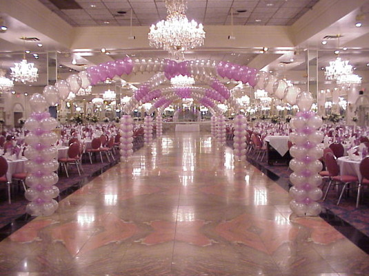 Balloons for all occasions air expressions dance floors for 1234 lets on the dance floor